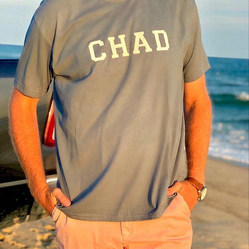 Chad T-Shirt Heather Indigo
