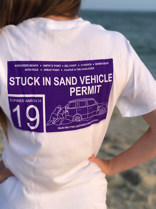 Beach Permit Short Sleeve