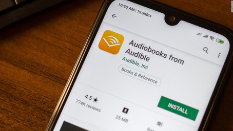 Amazon Audible: A suitable platform to fuel one's reading instincts