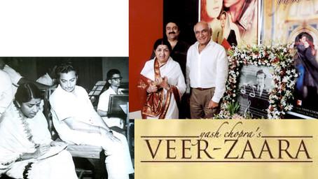 The unsung Madan Mohan's in 2000's Veer Zaara