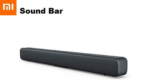 MI Sound Bar - Improve your Movie viewing, gameplay and music playback