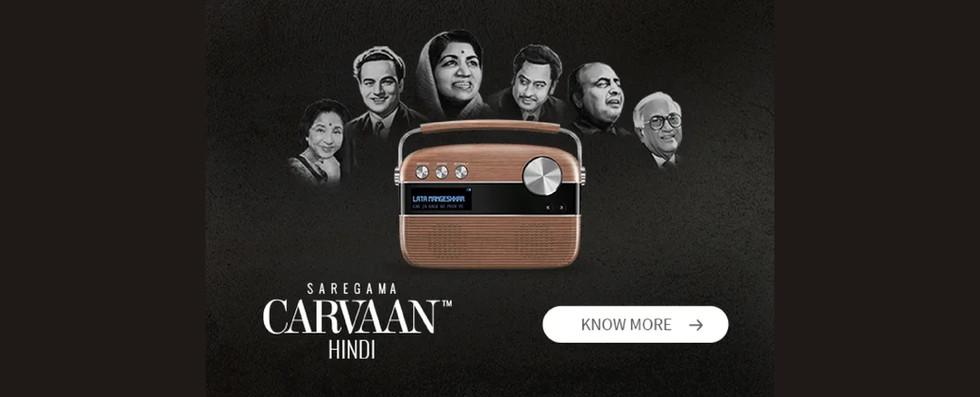 Saregama carvaan hindi
