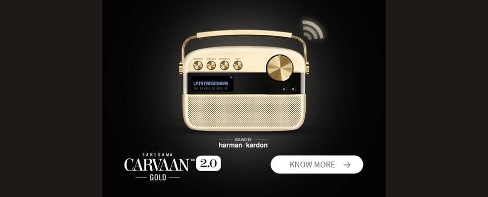 saregama carvaan gold 2.0