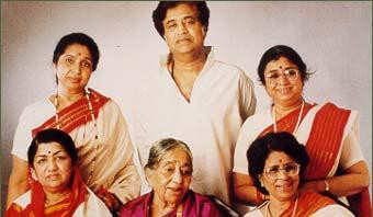 Mangeshkars and their enormous contribution to the Indian Film fraternity