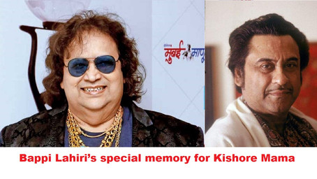 Bappi Lahiri's special memory attached to his Yaad Aa Raha recording as he emotionally recalls it