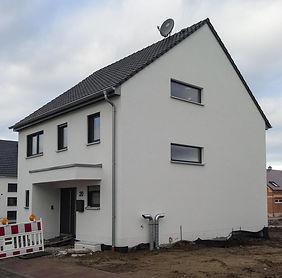 Nicht öffentliche Projekte Holzplusform EFH Dannstadt-Schauernheim
