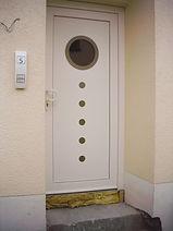 Holzplusform Türen und Fenster