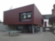 Öffentliche Projekte Holzplusform Liebfrauenschule Bensheim