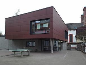 Holzplusform Projekt Liebfrauenschule Bensheim