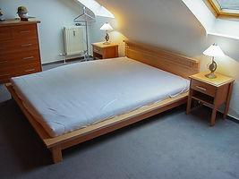 Holzplusform Schlafzimmer
