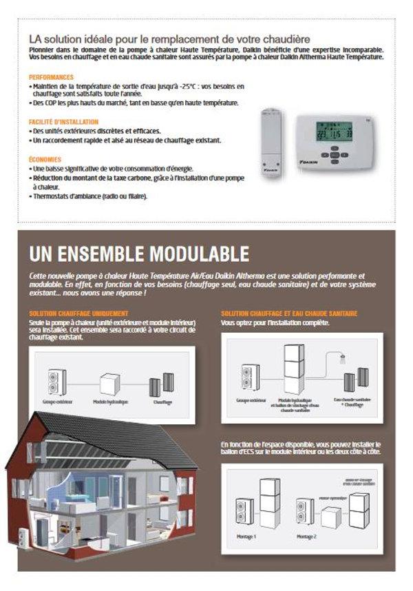 Pompe à Chaleur Luc-la-Primaube ▷ Devis/Prix : Installation PAC Air-Eau, Aerothermie