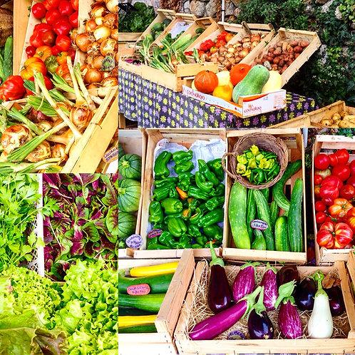 Bon d'Achats Legumes & Produits de la Ferme