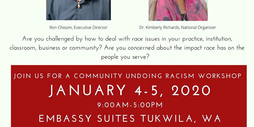 Community Undoing Racism Workshop
