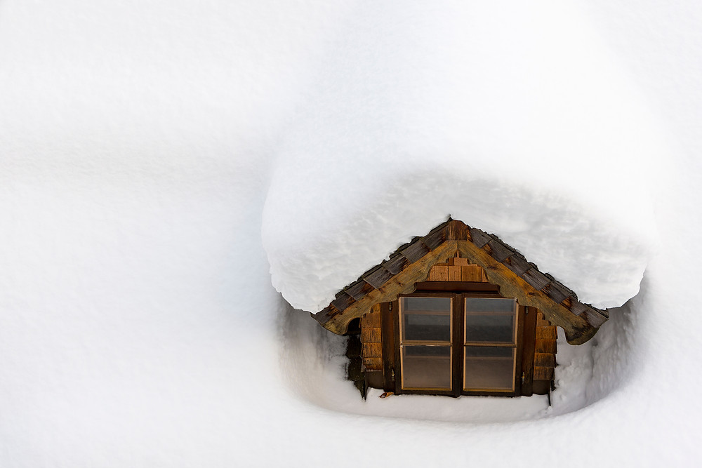 protect a rental property from snow