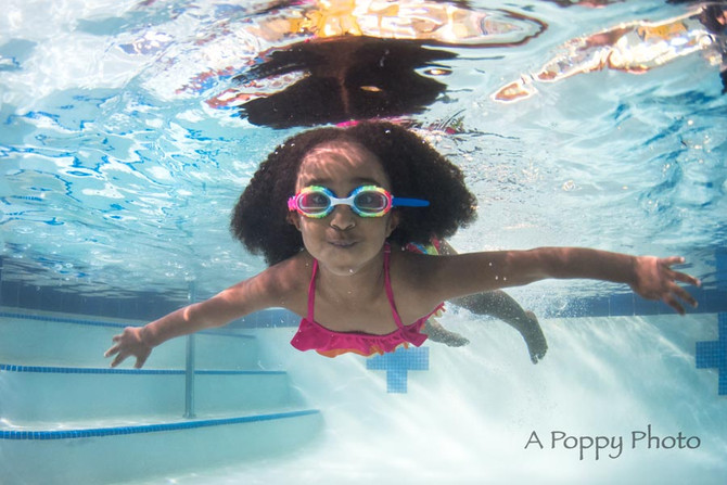 Mini Underwater Session at Splash Swim School- Walnut Creek