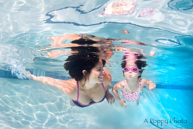 Mini Underwater Session at La Petite Baleen HMB