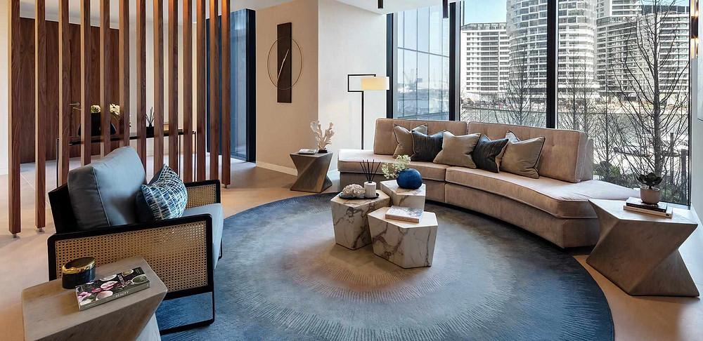 Luxury developments in London