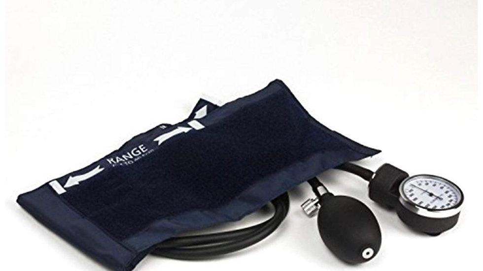 Tensiómetro básico azul/negro