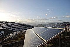 topografía en parques fotovoltaicos