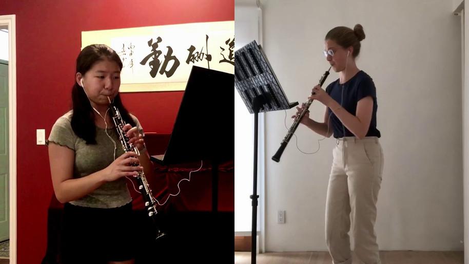 Salviani Oboe Duet No. 18