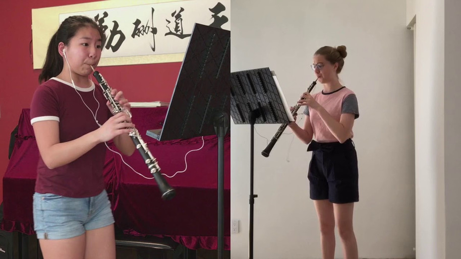 Telemann Canonic Sonata No. 1, III. Allegro