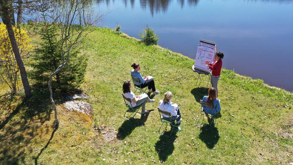 Wald Retreat - Stressmanagement Workshop