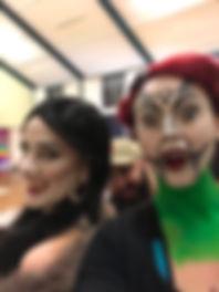 Bloodbank Filming Moira Fifi & Pixelbits