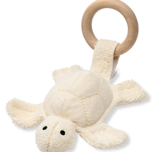 RiNGLEY Teether, ZooLEY Collection, Turtle