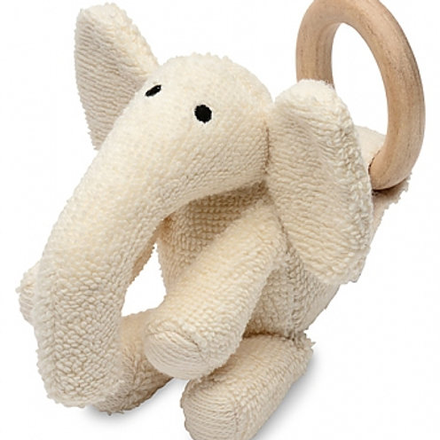 RiNGLEY Teether, ZooLEY Collection, Elephant