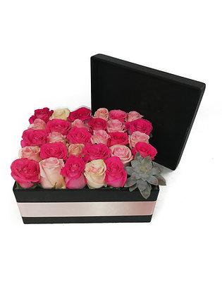 Caja Negra de Rosas