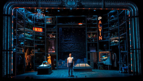 Merrily We Roll Along at Roundabout Theatre Company