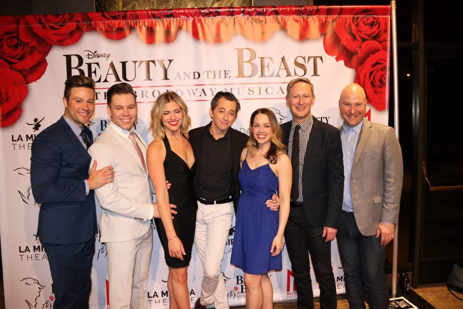 Beauty and the Beast La Mirada Theatre