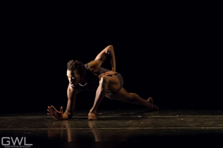 """Tossed Around"" Dayton Contemporary Dance Company"