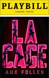 La Cage Playbill