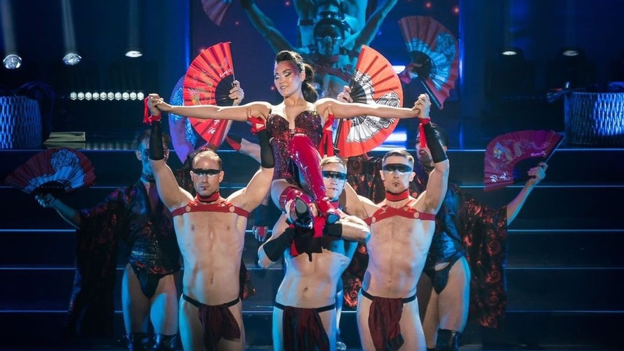 Geisha Warrior - Broadway Bares