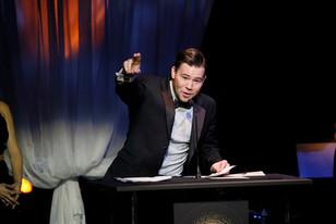Todd Adamson Ovation Award for Memphis