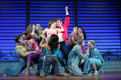 Bye Bye Birdie Goodspeed Opera House