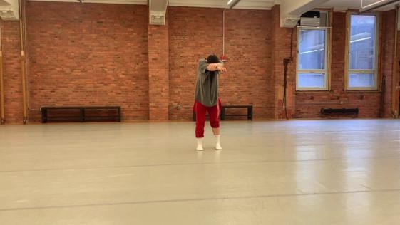 Nicholas Cunningham Choreography