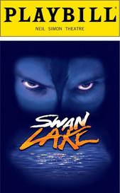 Swan Lake Playbill