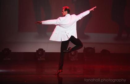Nicholas Cunningham in Bad Boys of Dance