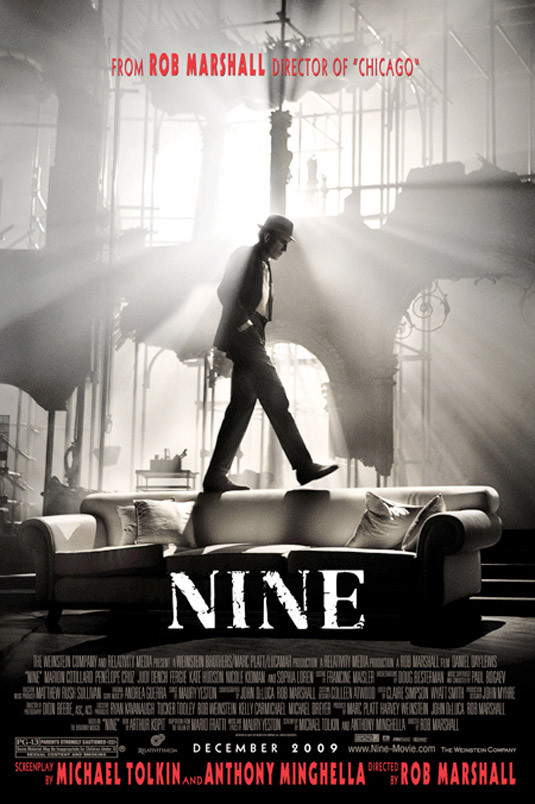 Nicholas Cunningham in Nine Film