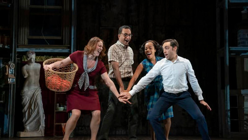 Merrily We Roll Along - Rountabout Theatre Company