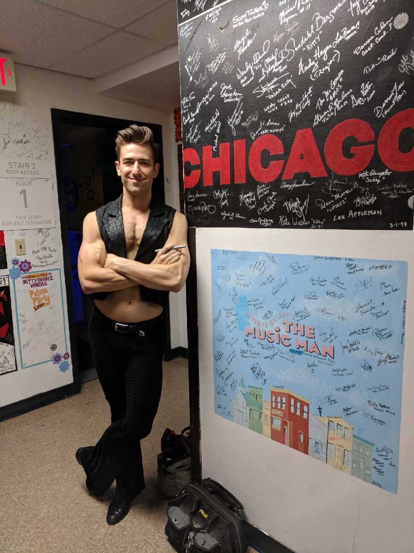 Chicago Broadway Tour
