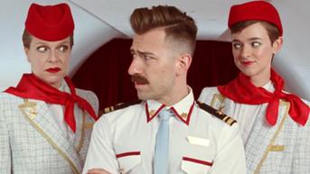 LOUBI AIRWAYS SAFETY DEMO