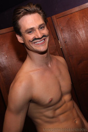 Broadway Bares Little Red Caboose