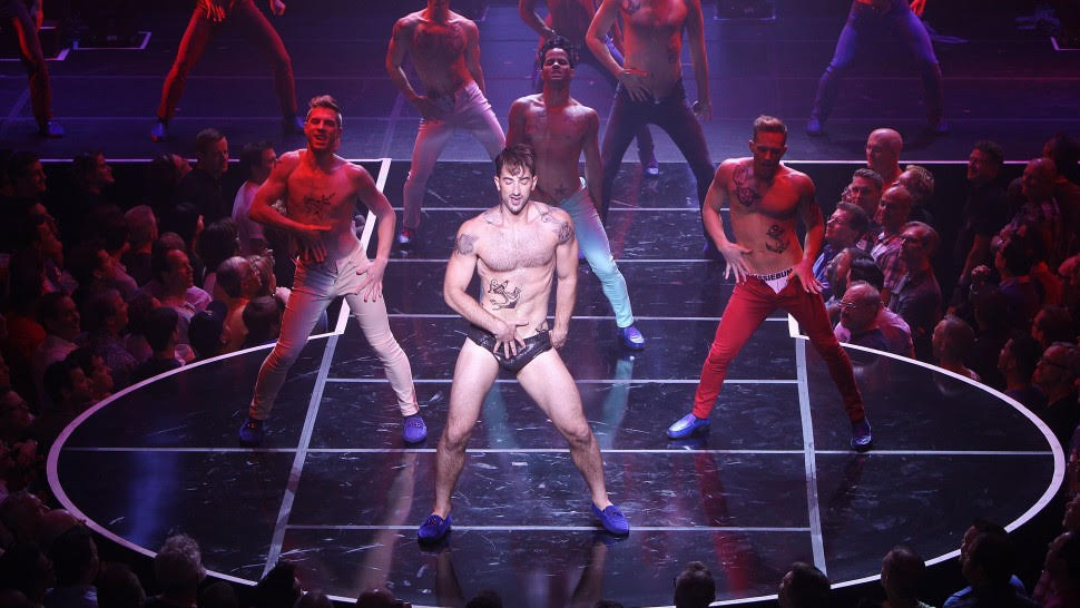 Broadway Bares - Elvis