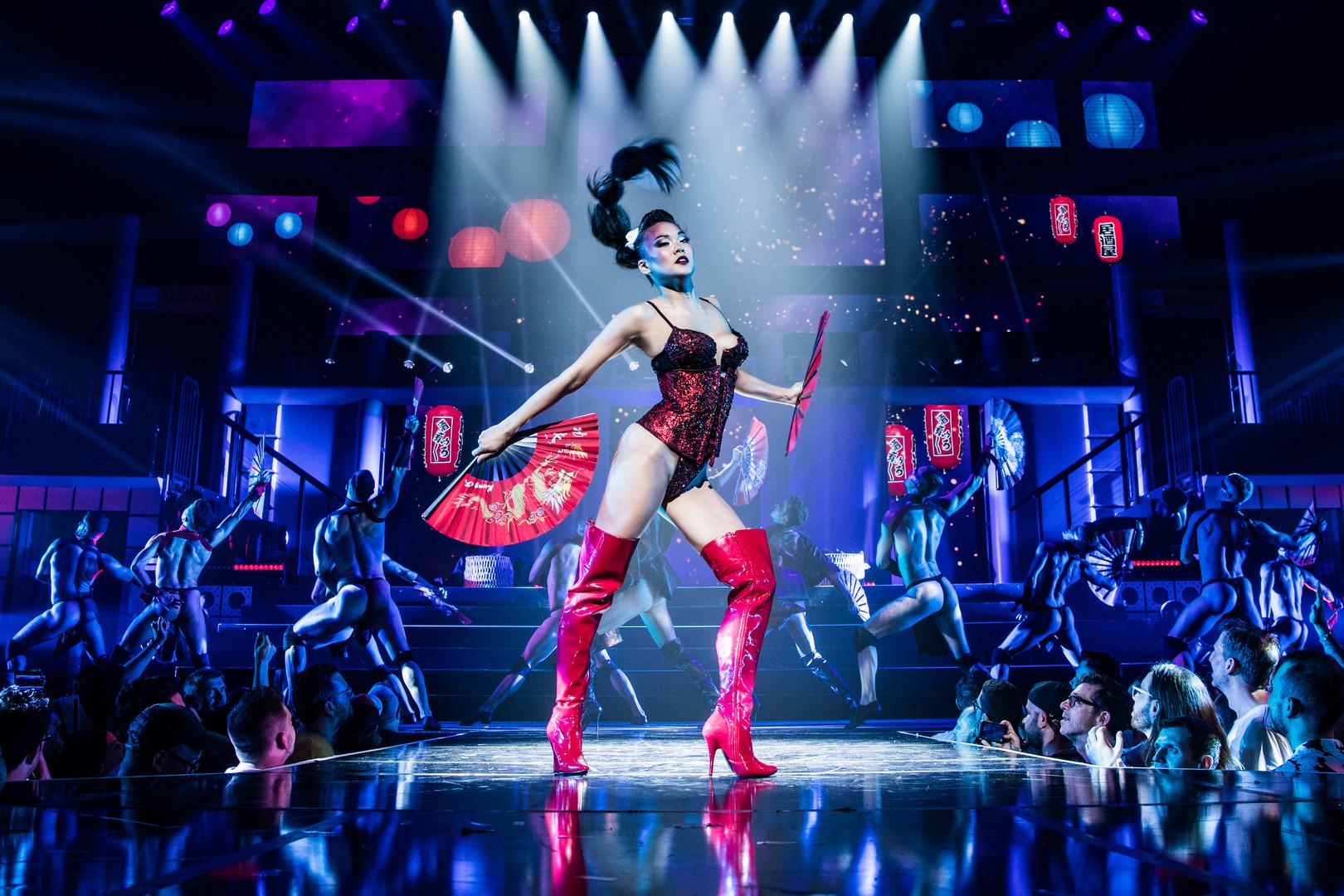 Broadway Bares - Geisha