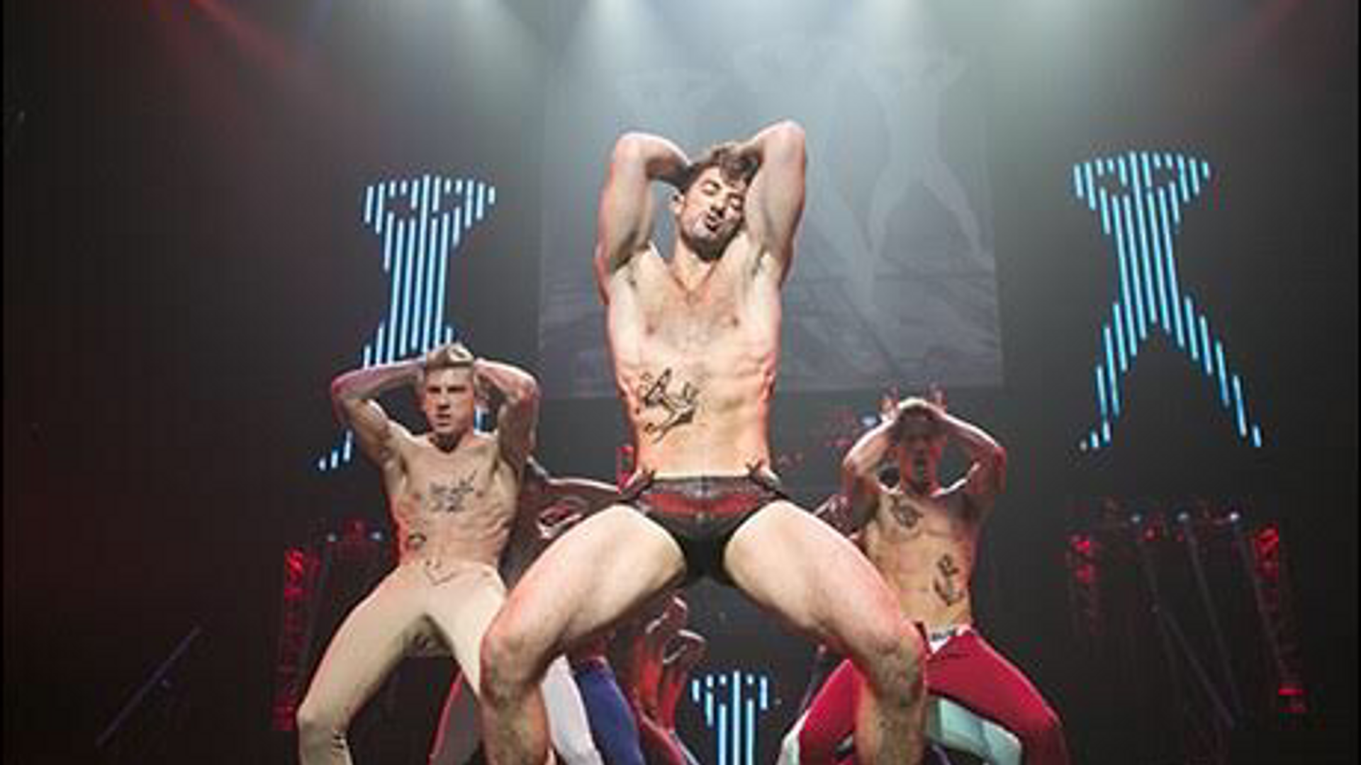 Elvis - Broadway Bares 2014