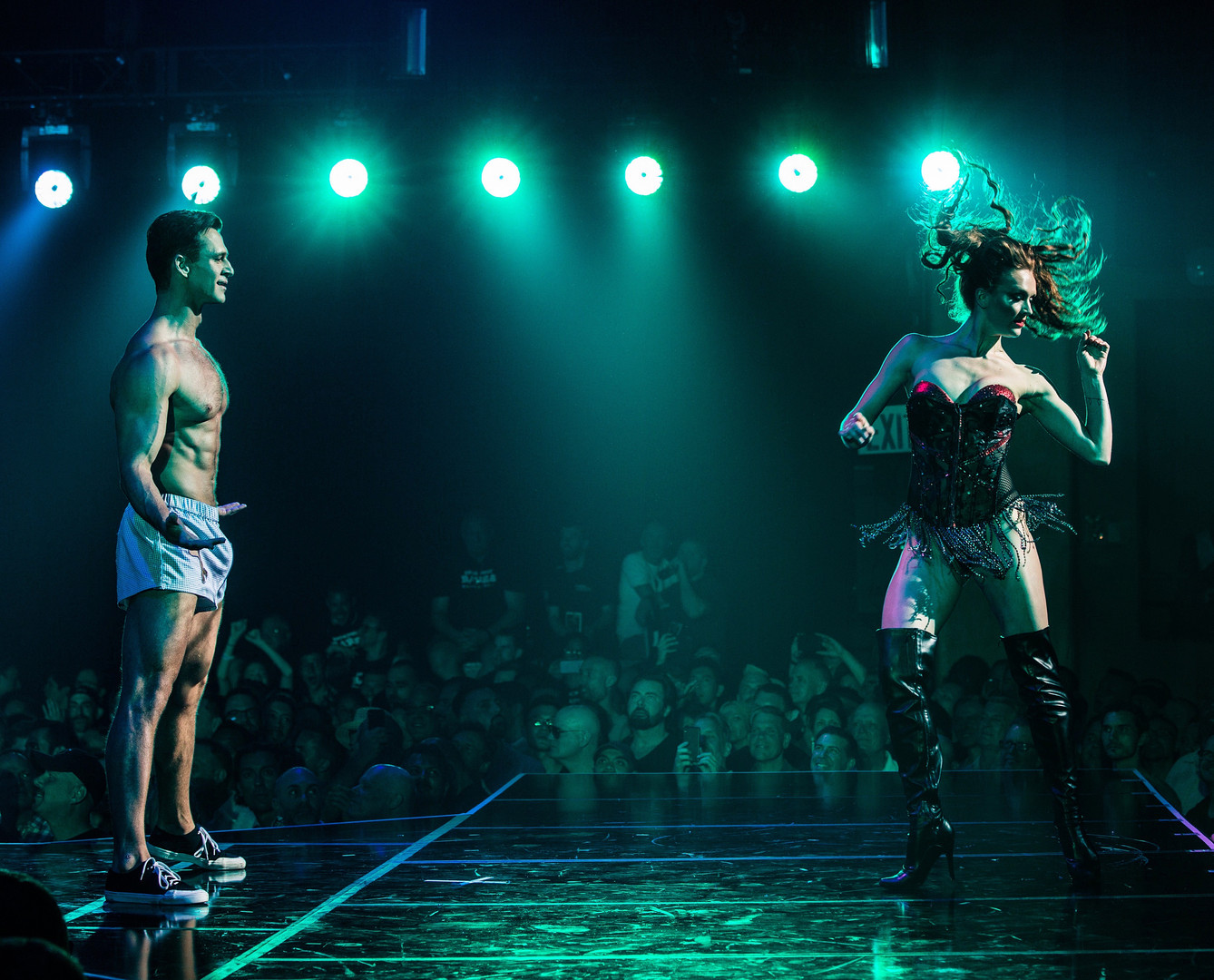 Broadway Bares Operation