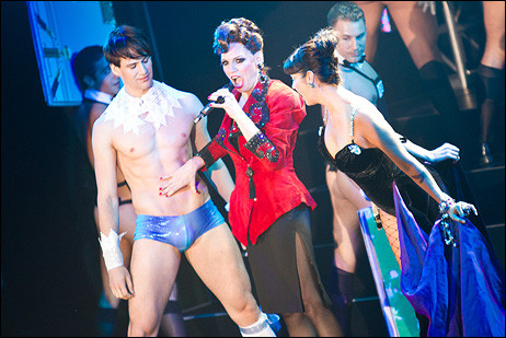 Broadway Bares Blue Boy